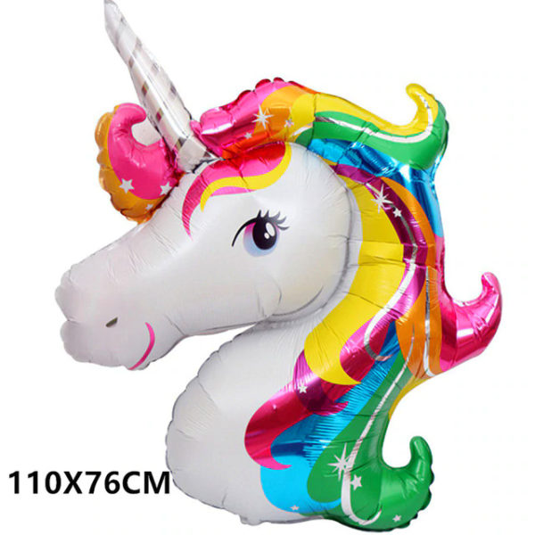 ballons Licornes fêtes anniversaire birthday party balloons fille femme girl women summer wear clothing animal animaux unicorn fille girl mignon cute Kawaii meilleur best site boutique shop 2019