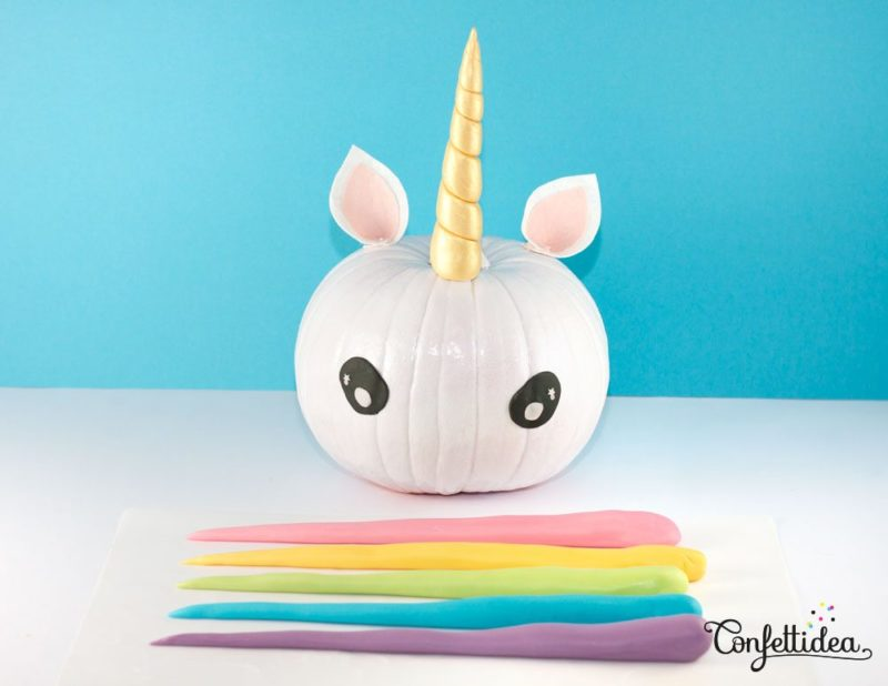 citrouilles en licorne Halloween fêtes pumpkins party girl women animal animals unicorn girlie cute Kawaii best shop