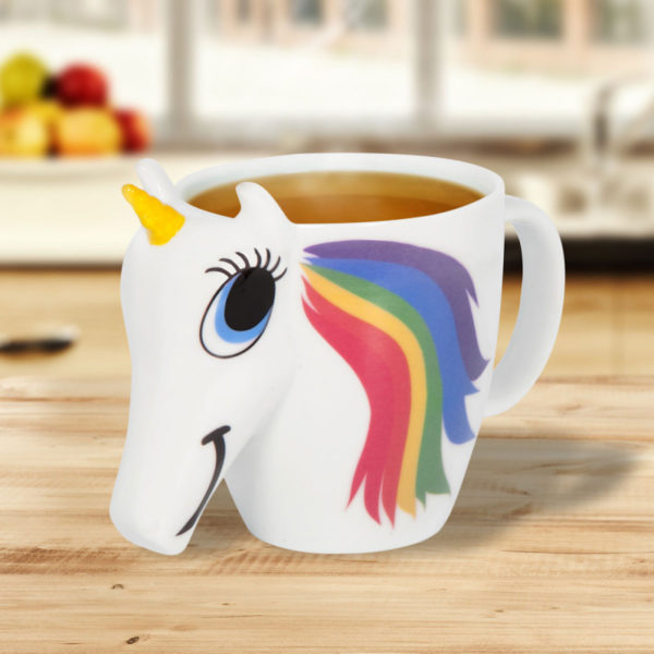 Mug Licornes café coffee magique magic fille femme girl women summer wear clothing animal animaux unicorn fille girl mignon cute Kawaii meilleur best site boutique shop 2019