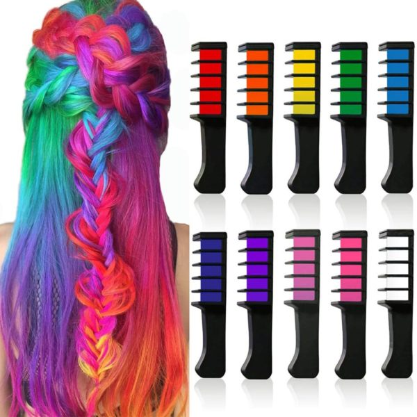 Teinture Cheveux Hair Dye tints festival costume cosplay fille femme girl women summer unicorn fille girl mignon cute Kawaii meilleur best site boutique shop 2019