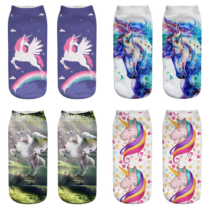 Chaussettes Licorne Licornes sock pyjama fille femme girl women summer unicorn fille girl mignon cute Kawaii meilleur best site boutique shop 2019