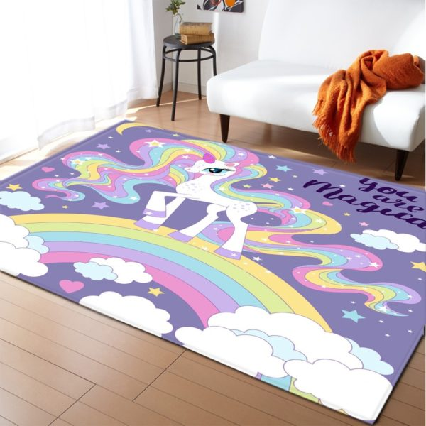 Tapis de Sol Ground sheet arc-en-ciel rainbow licorne fille femme girl women summer unicorn fille girl mignon cute Kawaii meilleur best site boutique shop 2020