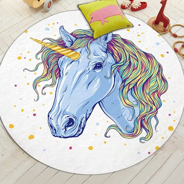 Tapis Sol floor bedroom mat home deco maison chambre fille femme girl women summer unicorn fille girl mignon cute Kawaii meilleur best site boutique shop 2020